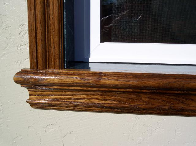 Wood Molding Style Baseboard Trim
